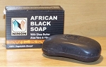 NINON African Black Soap with Shea Butter Aloe Vera
