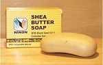 Ninon Shea Butter Soap with black Seed Oil & Colloidal Oatmeal