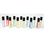 Body Oils Multi Pack  - 3 bottles 1/4 oz Small Rollers