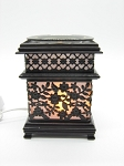 Metal Tiered Aroma Lamp